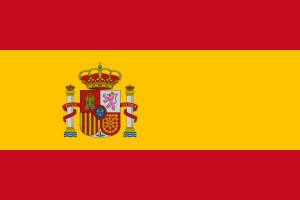 Spain flag travellerzdezire